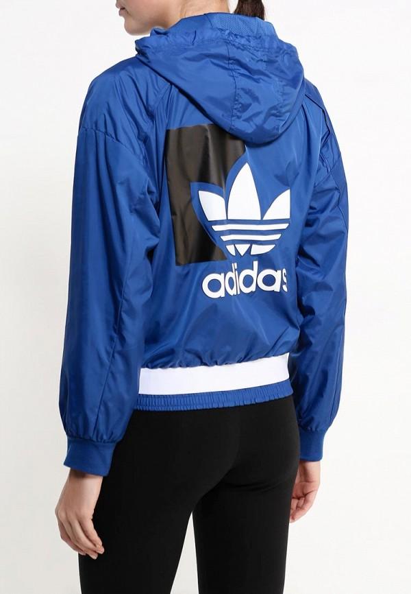 Ветровка Adidas Originals (Адидас Ориджиналс) AJ8854: изображение 4