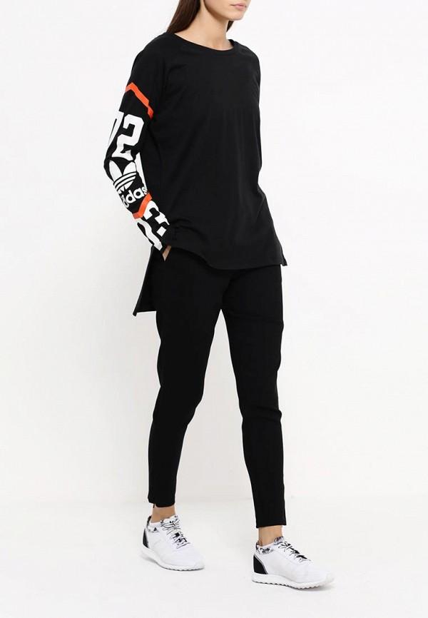 Футболка с длинным рукавом Adidas Originals (Адидас Ориджиналс) AJ8864: изображение 2