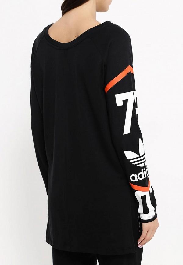 Футболка с длинным рукавом Adidas Originals (Адидас Ориджиналс) AJ8864: изображение 4