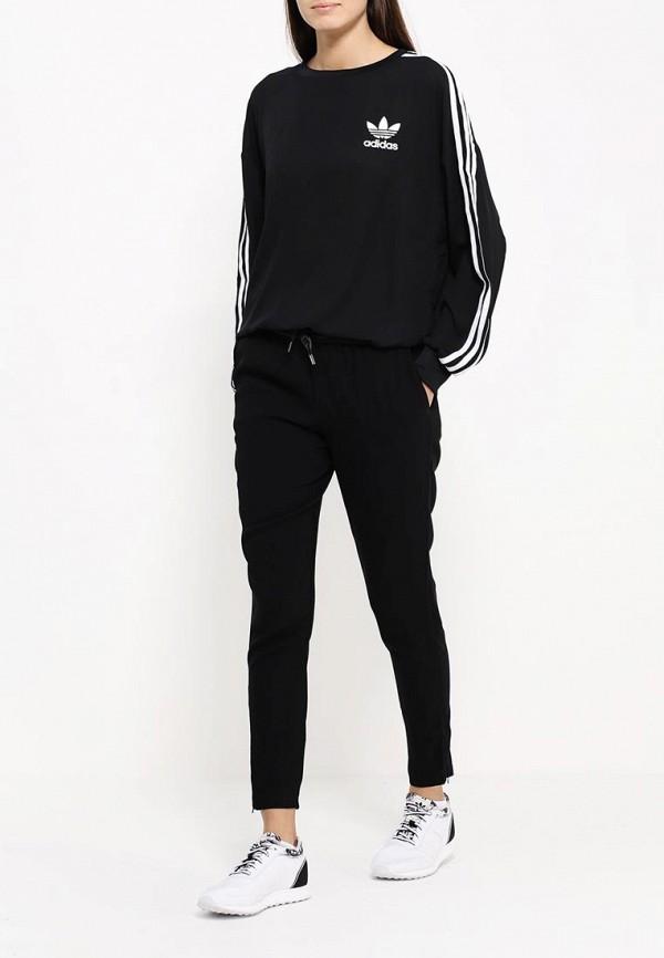 Женские спортивные брюки Adidas Originals (Адидас Ориджиналс) AJ8868: изображение 2