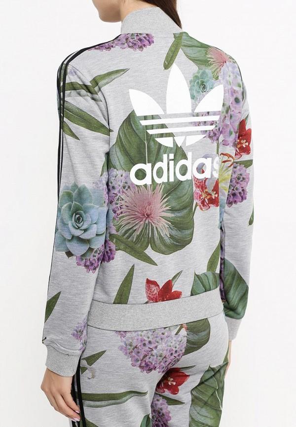 Олимпийка Adidas Originals (Адидас Ориджиналс) AJ8882: изображение 4