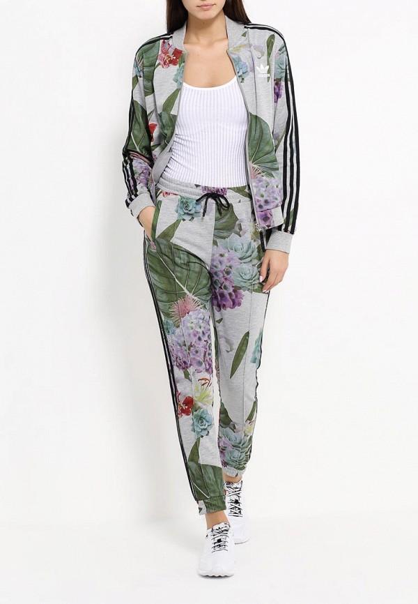 Женские спортивные брюки Adidas Originals (Адидас Ориджиналс) AJ8884: изображение 2
