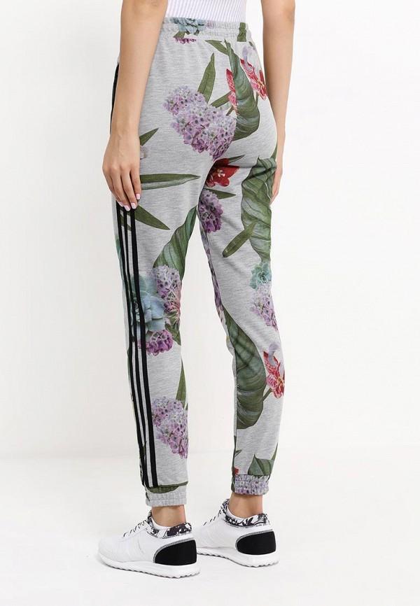 Женские спортивные брюки Adidas Originals (Адидас Ориджиналс) AJ8884: изображение 4