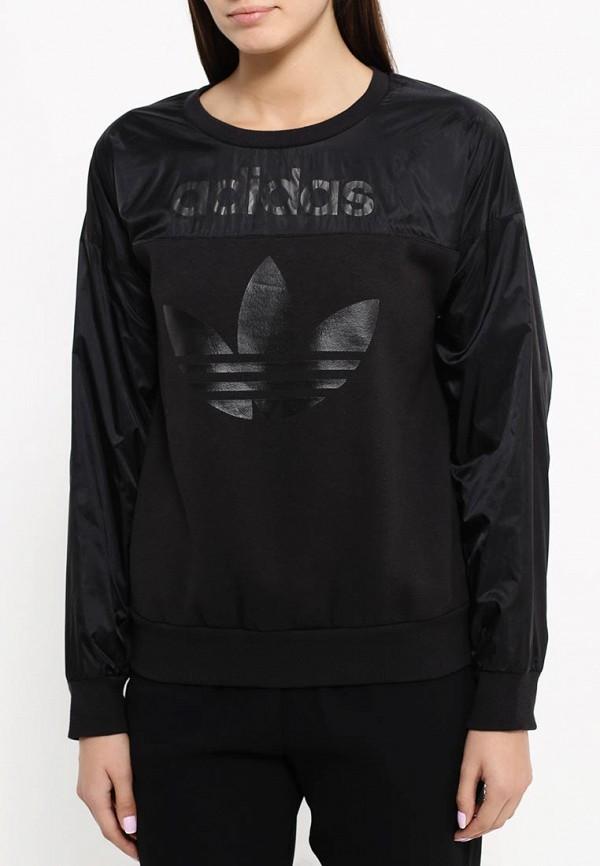 Толстовка Adidas Originals (Адидас Ориджиналс) AJ8887: изображение 3