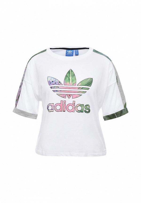 Футболка с коротким рукавом Adidas Originals (Адидас Ориджиналс) AJ8888