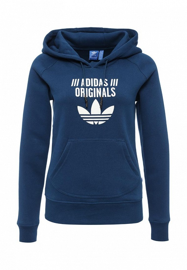 Женские худи Adidas Originals (Адидас Ориджиналс) AY6632: изображение 1