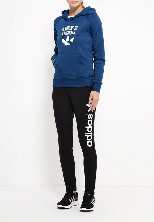 Женские худи Adidas Originals (Адидас Ориджиналс) AY6632: изображение 2