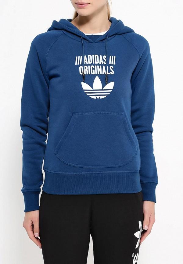 Женские худи Adidas Originals (Адидас Ориджиналс) AY6632: изображение 3