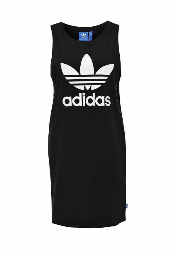Платье Adidas Originals (Адидас Ориджиналс) AJ8160