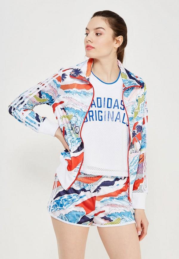 Олимпийка adidas Originals adidas Originals AD093EWQIN70 чехол для карточек авокадо дк2017 093