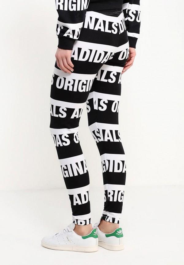 Фото Леггинсы adidas Originals. Купить с доставкой