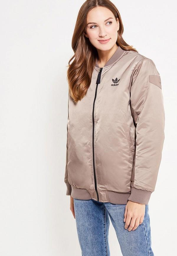 Куртка утепленная adidas Originals adidas Originals AD093EWUNP67