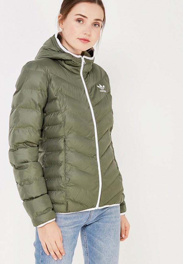 Куртка утепленная adidas Originals adidas Originals AD093EWUNP74