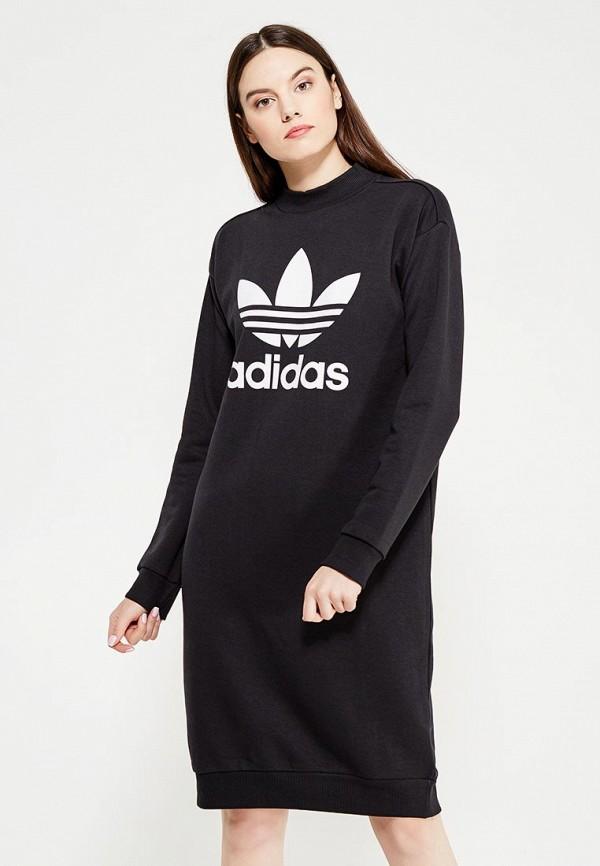 Платье adidas Originals adidas Originals AD093EWUNP94 чехол для карточек авокадо дк2017 093