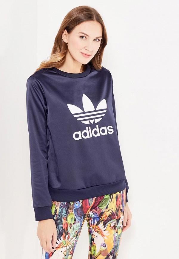 Свитшот adidas Originals adidas Originals AD093EWUNQ20