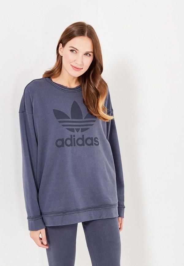 Свитшот adidas Originals adidas Originals AD093EWUNQ26 свитшот adidas originals adidas originals ad093emuno03