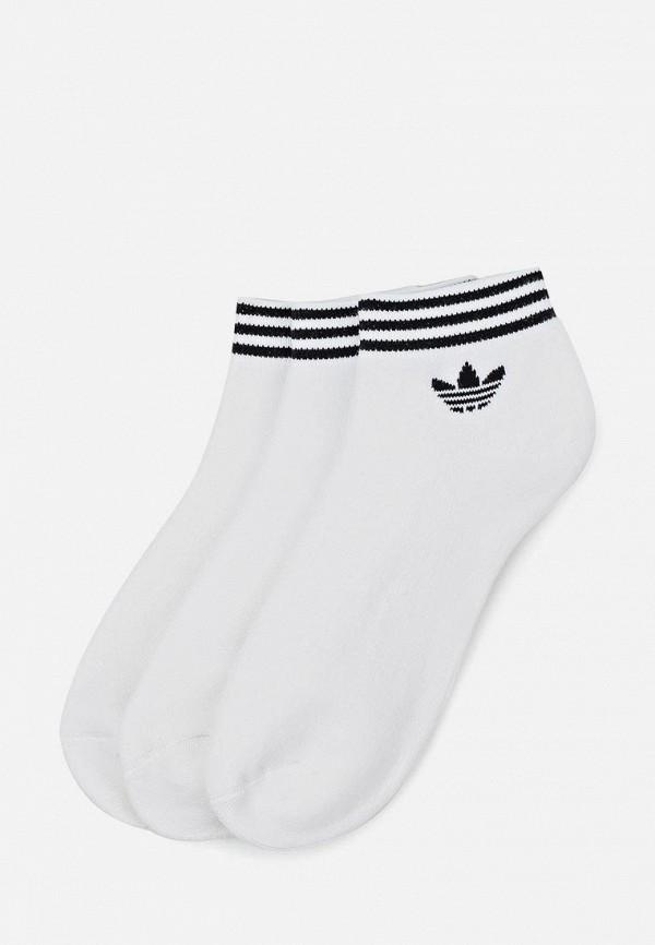 Комплект adidas OriginalsКомплект adidas Originals. Цвет: белый. Сезон: Весна-лето 2018. С бесплатной доставкой и примеркой на Lamoda.<br><br>Цвет: белый<br>Коллекция: Весна-лето 2018<br>Сезонность: мульти<br>Страна-изготовитель: Китай<br>Пол: unisex