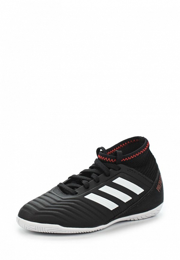 Бутсы зальные adidas adidas AD094ABALZF5 боксерки мужские adidas box hog 2 цвет черный белый ba7928 размер 11 5 45