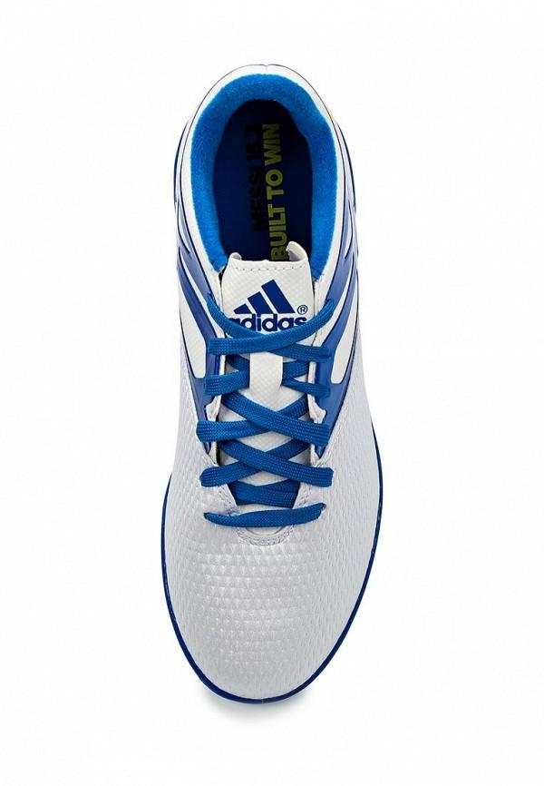 Кроссовки для мальчиков Adidas Performance (Адидас Перфоманс) B25454: изображение 4