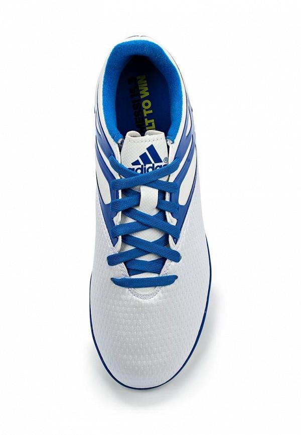 Кроссовки для мальчиков Adidas Performance (Адидас Перфоманс) B25458: изображение 4