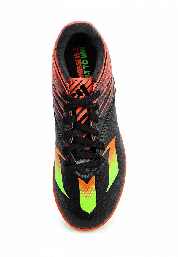 Кроссовки для мальчиков Adidas Performance (Адидас Перфоманс) AF4847: изображение 4