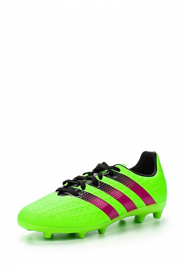 Кроссовки для мальчиков Adidas Performance (Адидас Перфоманс) AF5154: изображение 1