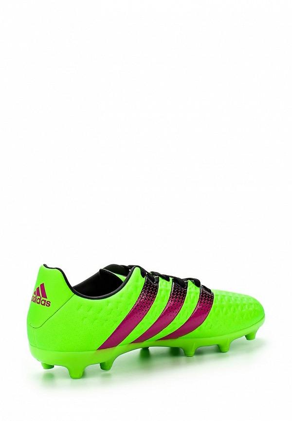 Кроссовки для мальчиков Adidas Performance (Адидас Перфоманс) AF5154: изображение 2