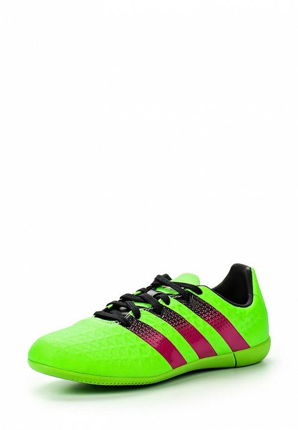Кроссовки для мальчиков Adidas Performance (Адидас Перфоманс) AF5186: изображение 1