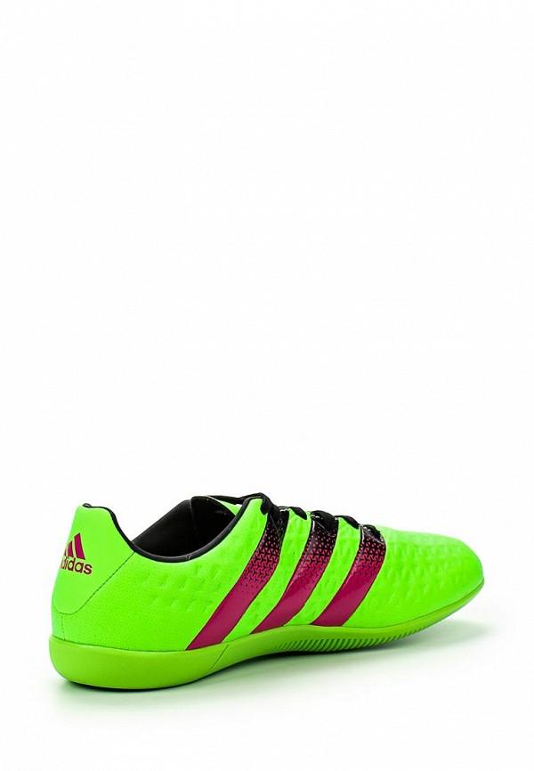Кроссовки для мальчиков Adidas Performance (Адидас Перфоманс) AF5186: изображение 2