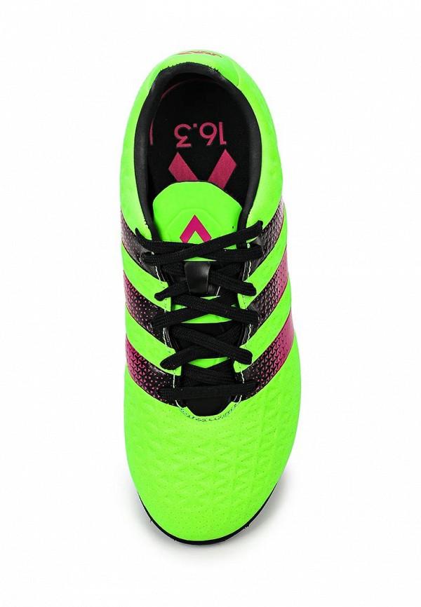 Кроссовки для мальчиков Adidas Performance (Адидас Перфоманс) AF5263: изображение 4