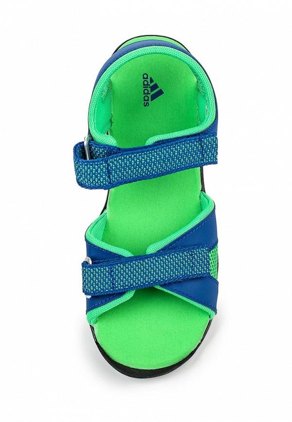 Сандалии для мальчиков Adidas Performance (Адидас Перфоманс) AF6132: изображение 4
