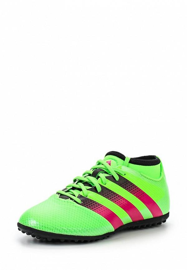 Кроссовки для мальчиков Adidas Performance (Адидас Перфоманс) AQ2559: изображение 1