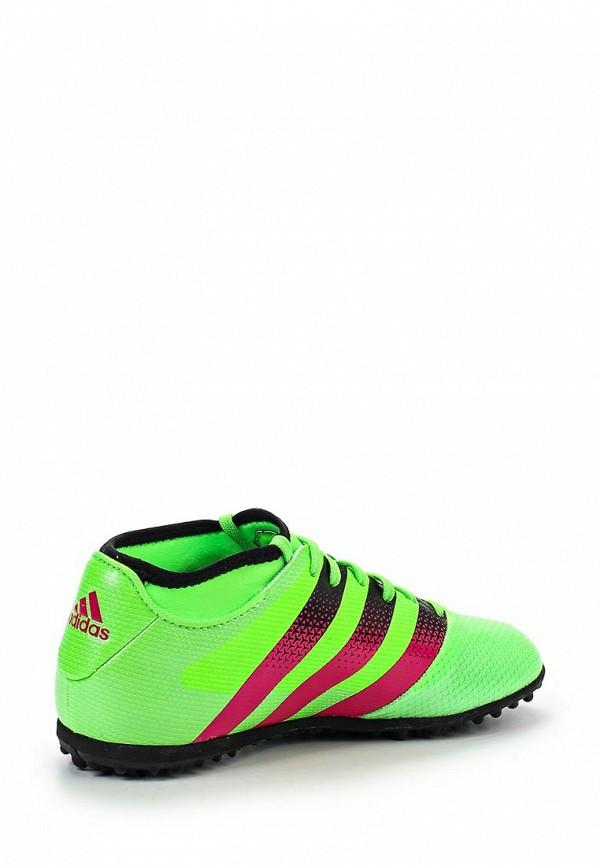 Кроссовки для мальчиков Adidas Performance (Адидас Перфоманс) AQ2559: изображение 2