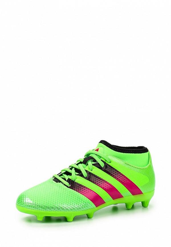 Кроссовки для мальчиков Adidas Performance (Адидас Перфоманс) AQ2565