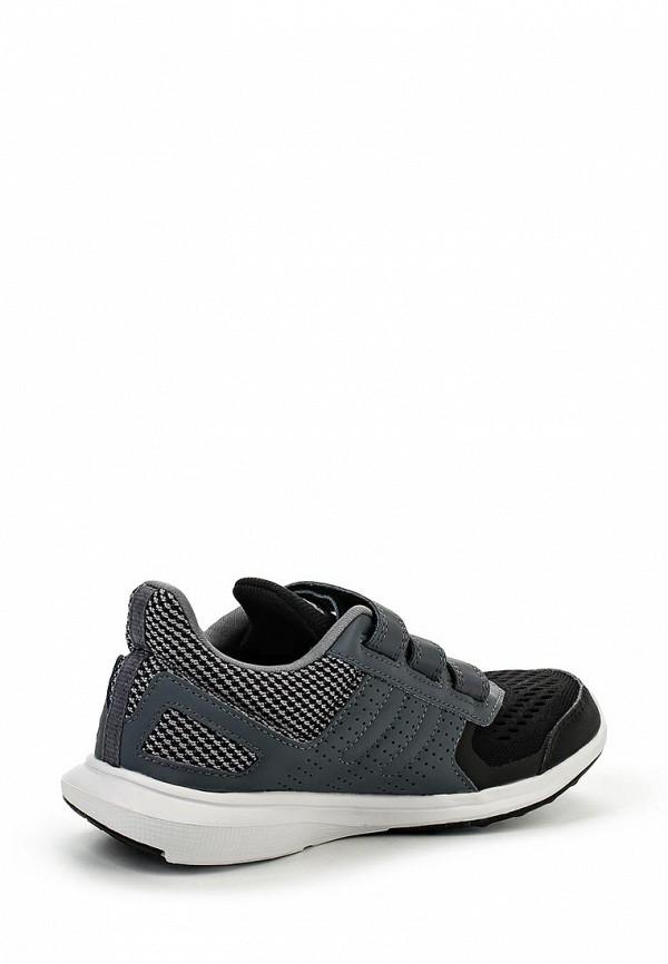 Кроссовки для мальчиков Adidas Performance (Адидас Перфоманс) AQ4845: изображение 2