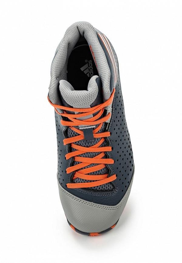 Кроссовки для мальчиков Adidas Performance (Адидас Перфоманс) D70119: изображение 4