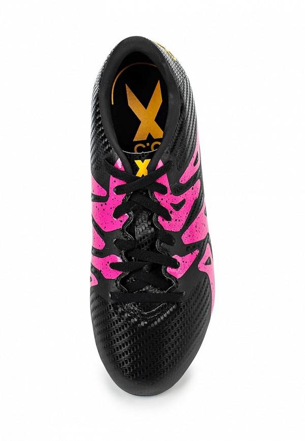 Обувь для мальчиков Adidas Performance (Адидас Перфоманс) S74636: изображение 4