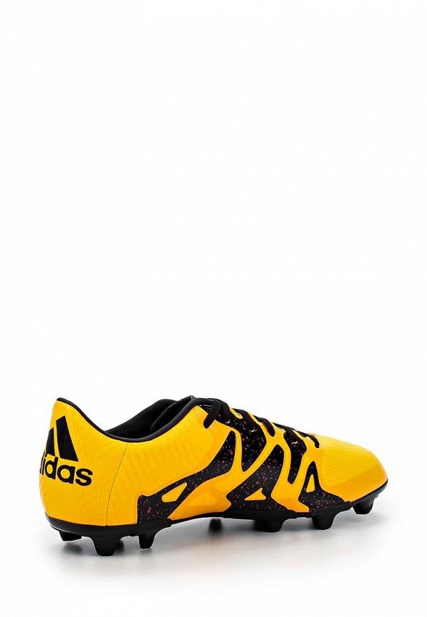 Кроссовки для мальчиков Adidas Performance (Адидас Перфоманс) S74637: изображение 2