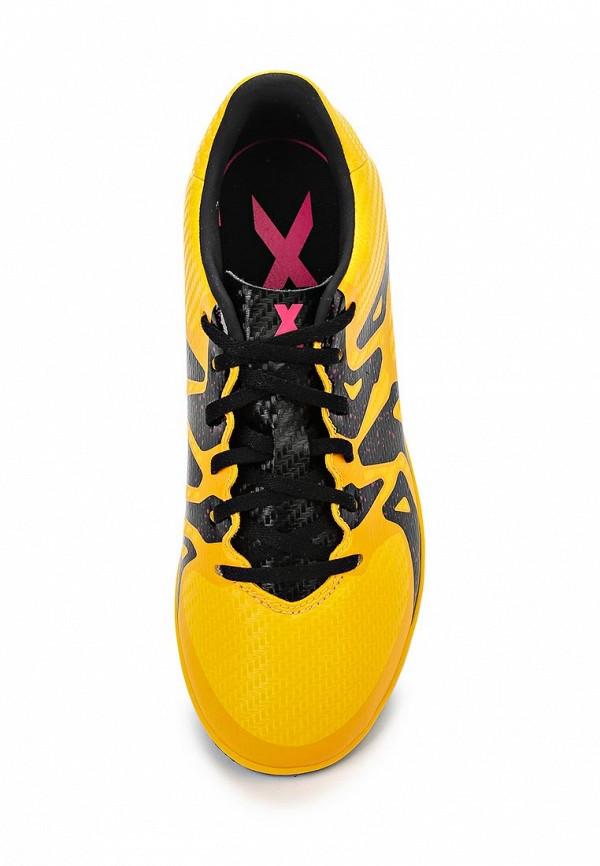 Кроссовки для мальчиков Adidas Performance (Адидас Перфоманс) S74650: изображение 4