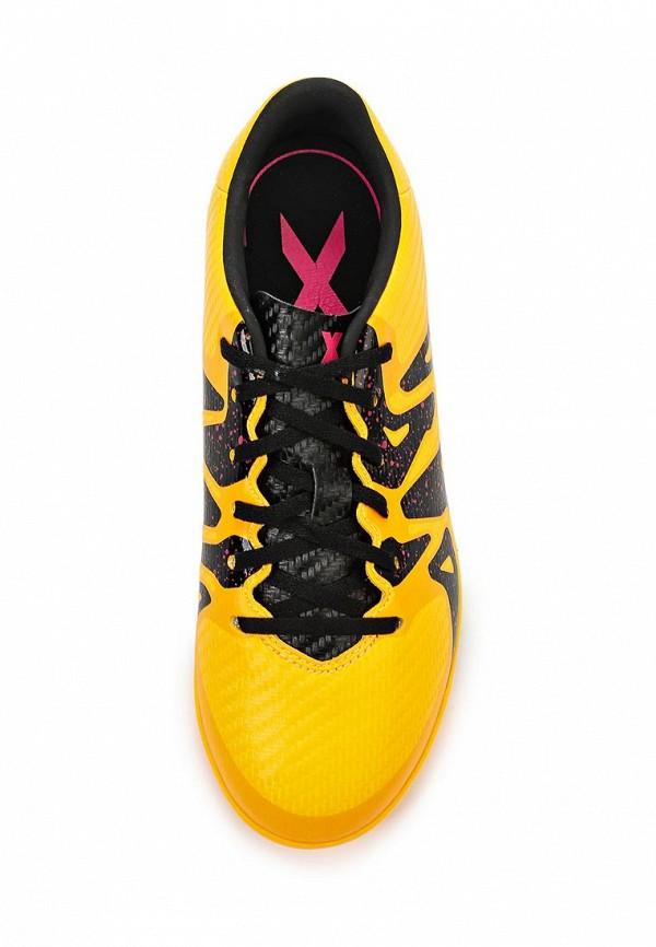 Кроссовки для мальчиков Adidas Performance (Адидас Перфоманс) S74663: изображение 4