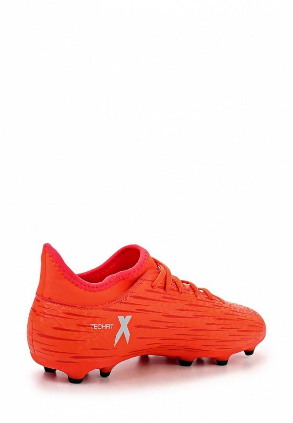 Кроссовки для мальчиков Adidas Performance (Адидас Перфоманс) S79489: изображение 2