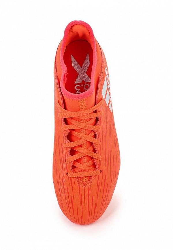 Кроссовки для мальчиков Adidas Performance (Адидас Перфоманс) S79489: изображение 4