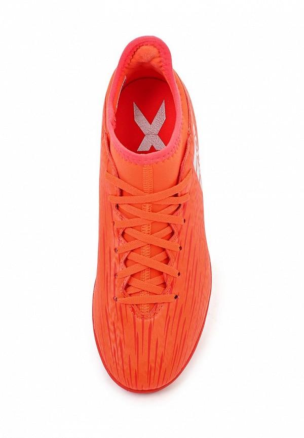 Кроссовки для мальчиков Adidas Performance (Адидас Перфоманс) S79579: изображение 4