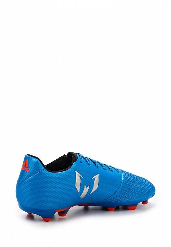 Кроссовки для мальчиков Adidas Performance (Адидас Перфоманс) S79622: изображение 2