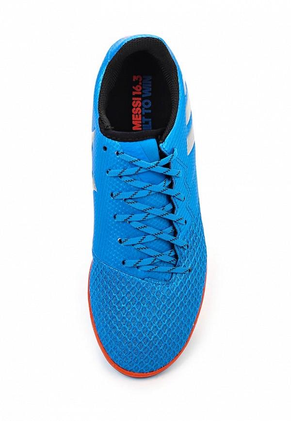 Кроссовки для мальчиков Adidas Performance (Адидас Перфоманс) S79640: изображение 4