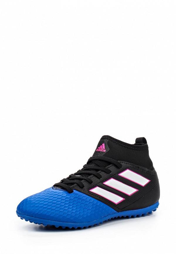 Кеды для мальчиков Adidas Performance (Адидас Перфоманс) BA9223