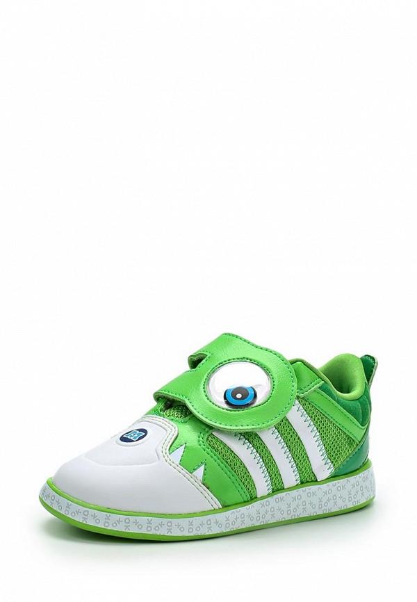 Кроссовки для мальчиков Adidas Performance (Адидас Перфоманс) G96325: изображение 1