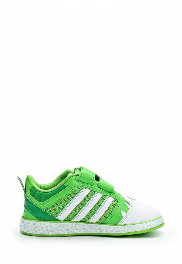 Кроссовки для мальчиков Adidas Performance (Адидас Перфоманс) G96325: изображение 3