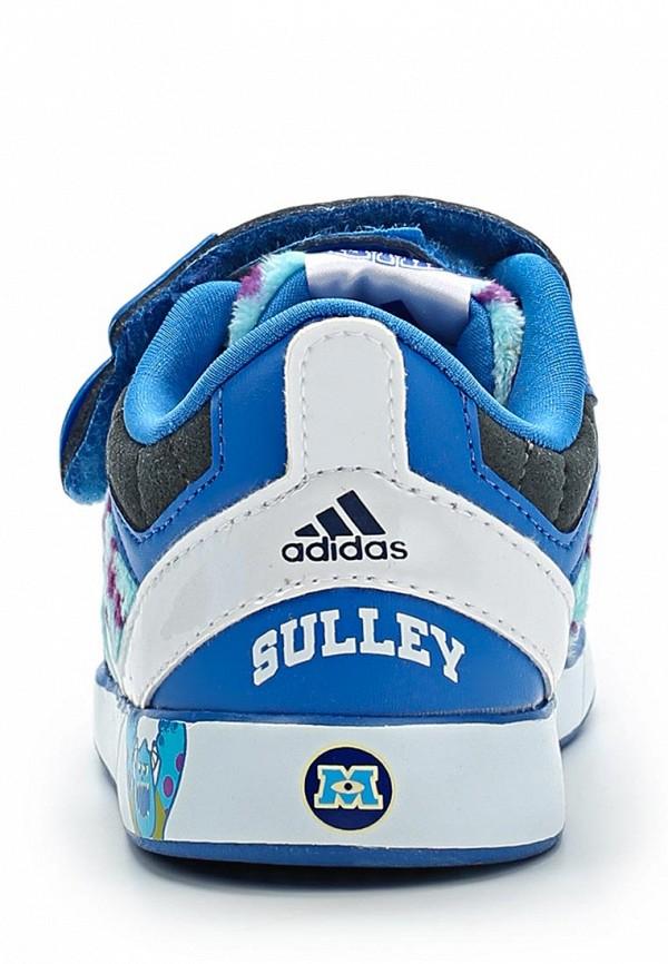 Кроссовки для мальчиков Adidas Performance (Адидас Перфоманс) G96326: изображение 2
