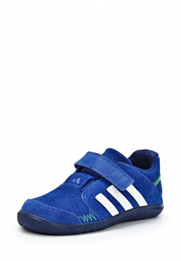 Кроссовки для мальчиков Adidas Performance (Адидас Перфоманс) G96778: изображение 1